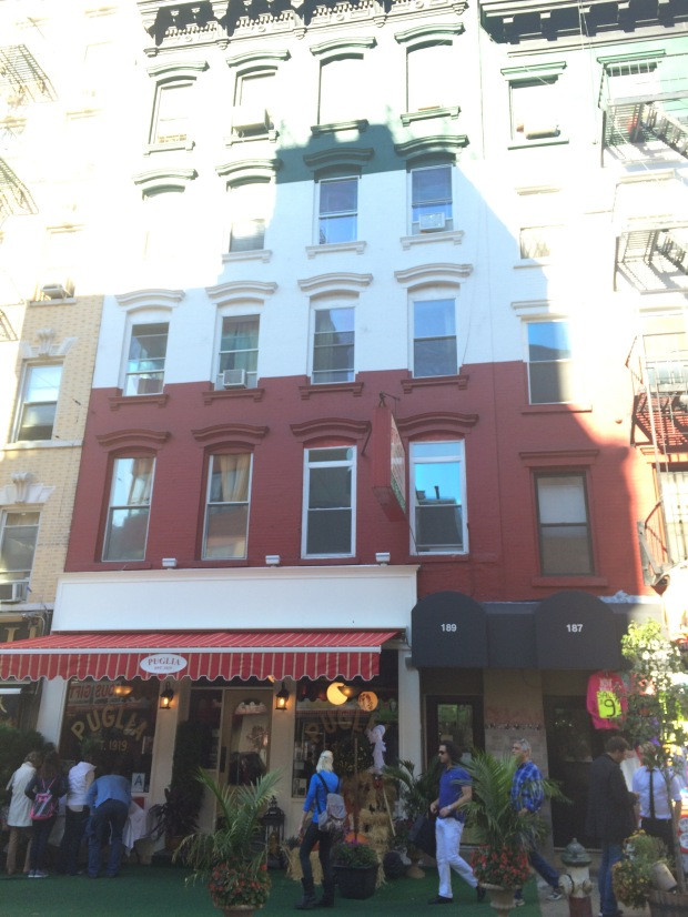 The cutest building EVER in Little Italy