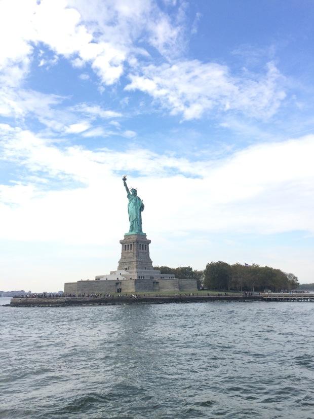 Statue of Liberty, Liberty Island
